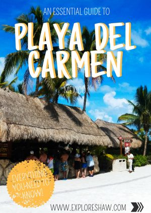 AN ESSENTIAL GUIDE TO PLAYA DEL CARMEN