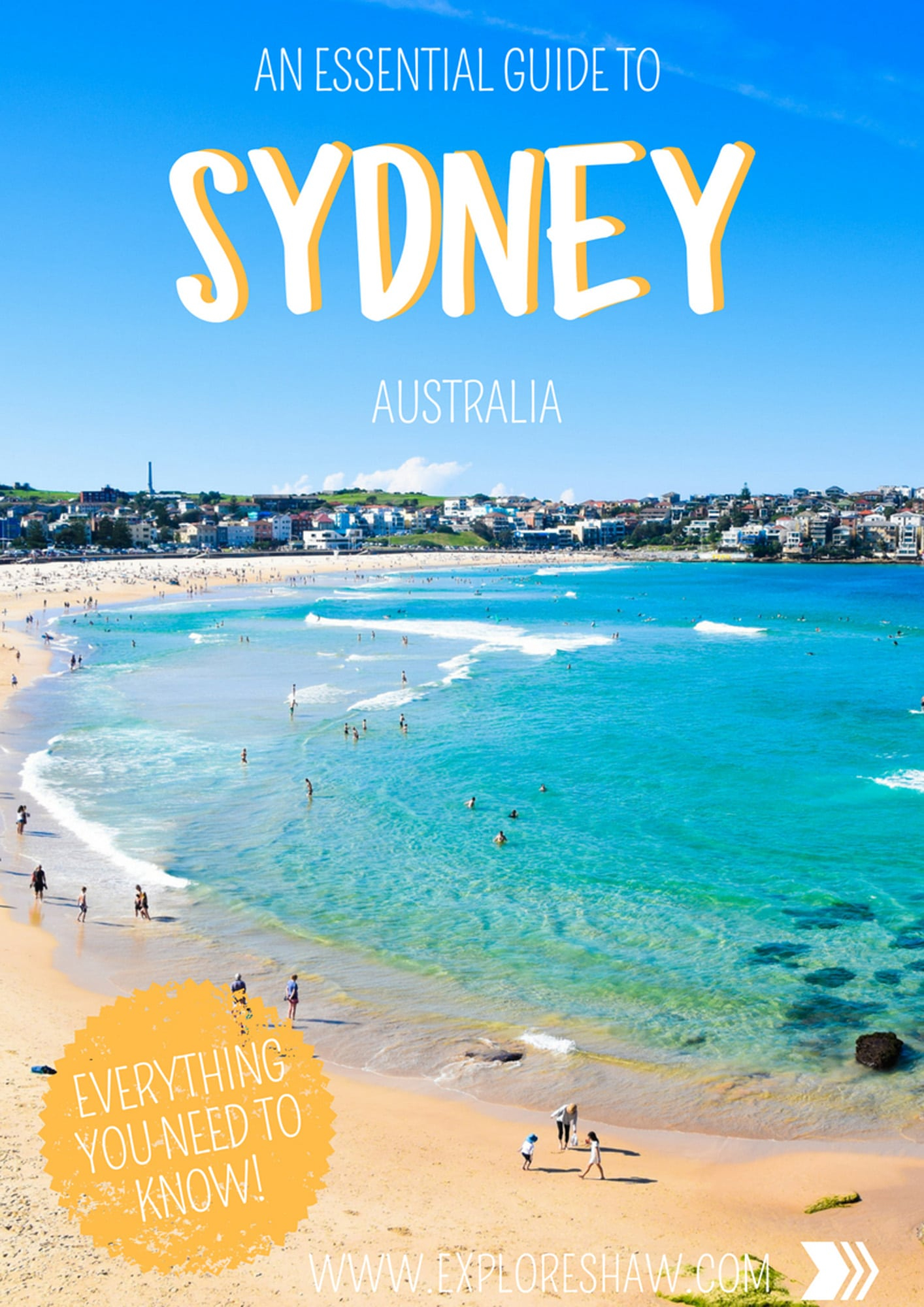 AN ESSENTIAL GUIDE TO SYDNEY