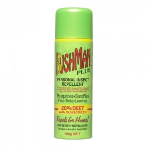 Bushmans with Sunscreen