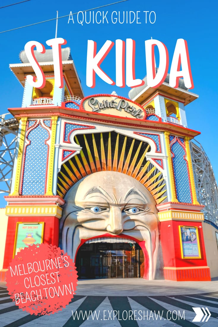 A QUICK GUIDE TO ST KILDA