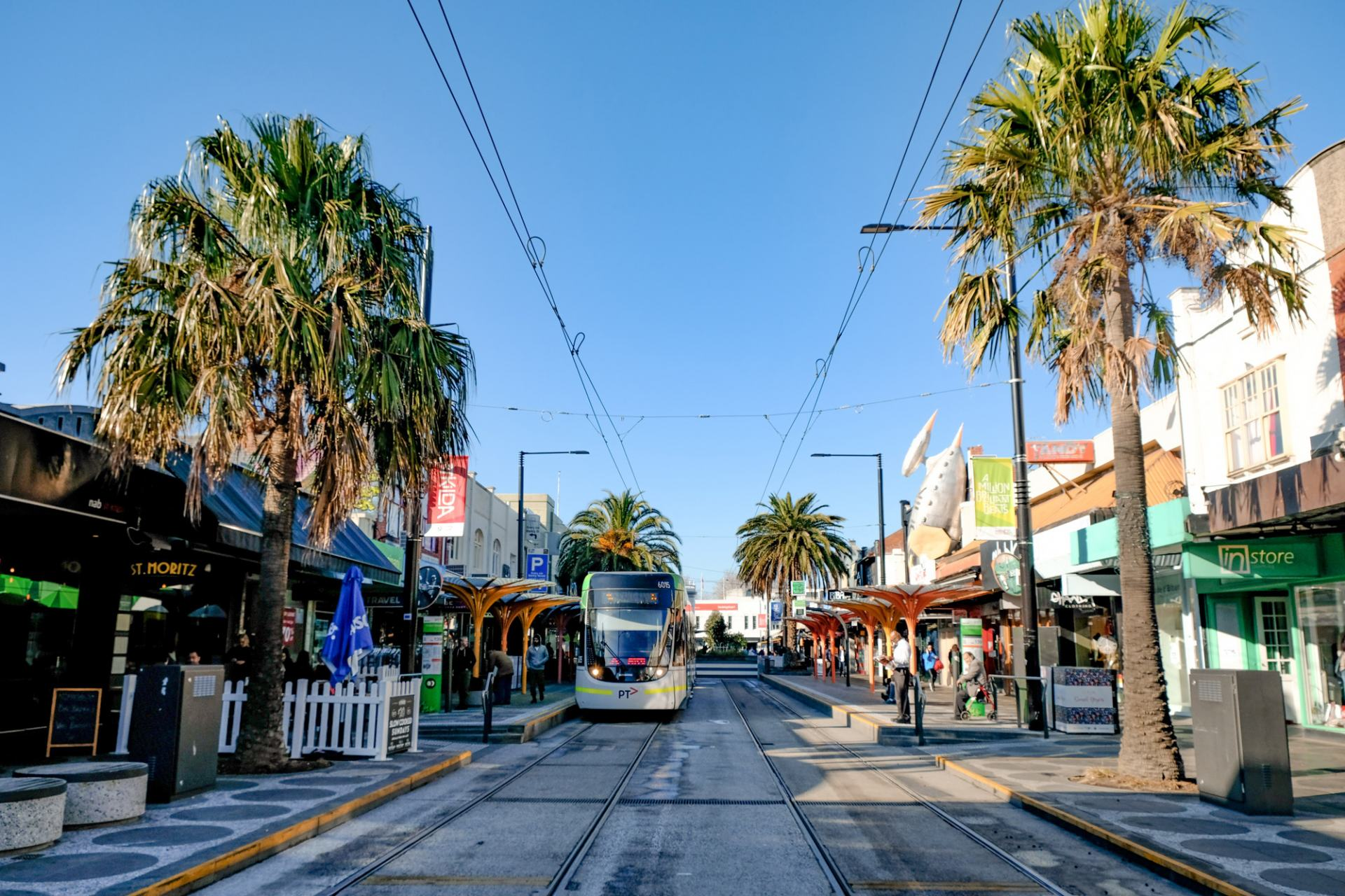 main streets of st kilda