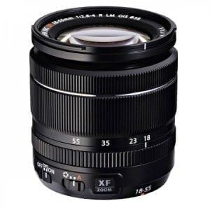 Fujifilm XF 18-55mm Lens