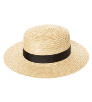 Lack of Color Spencer Boater Hat