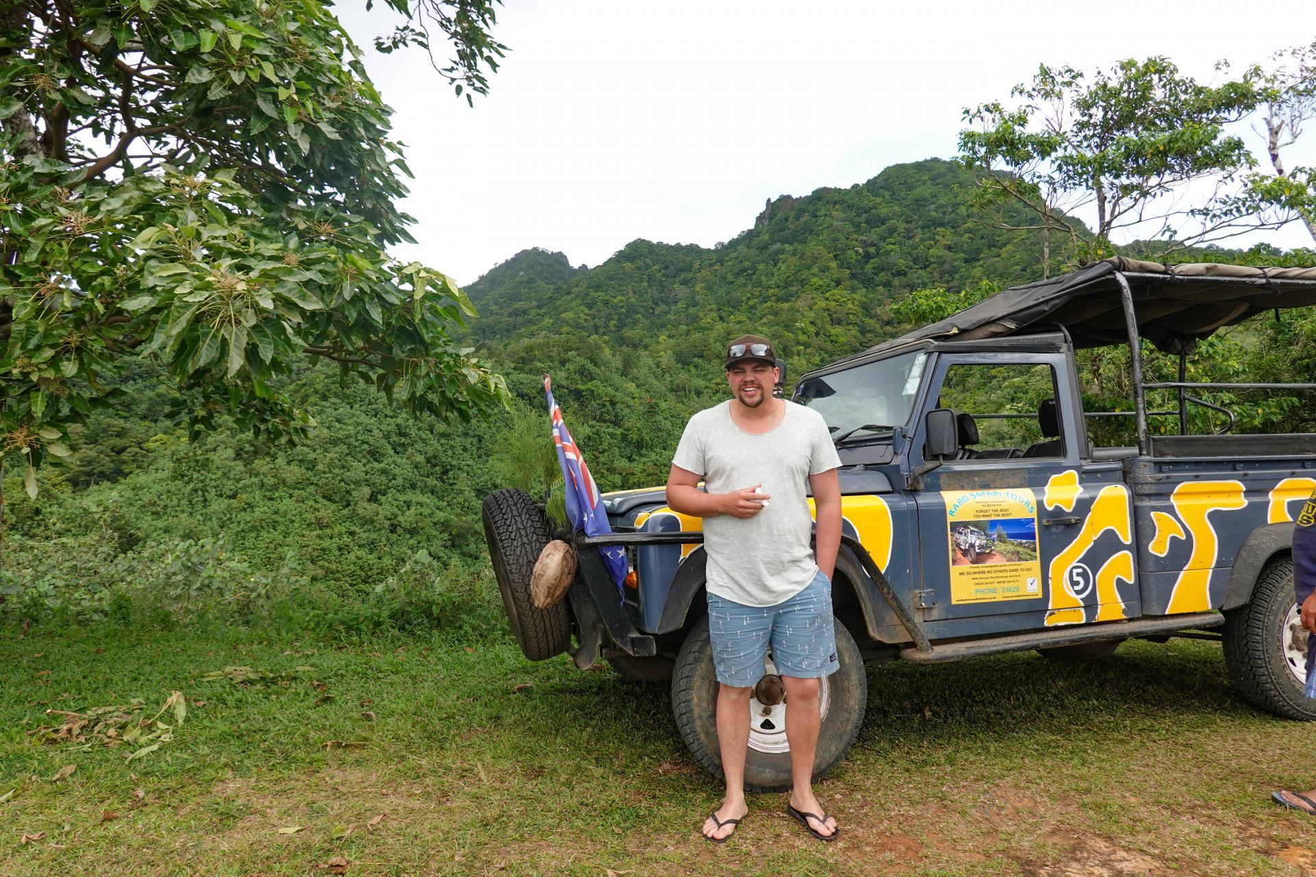 rarotonga safari tours