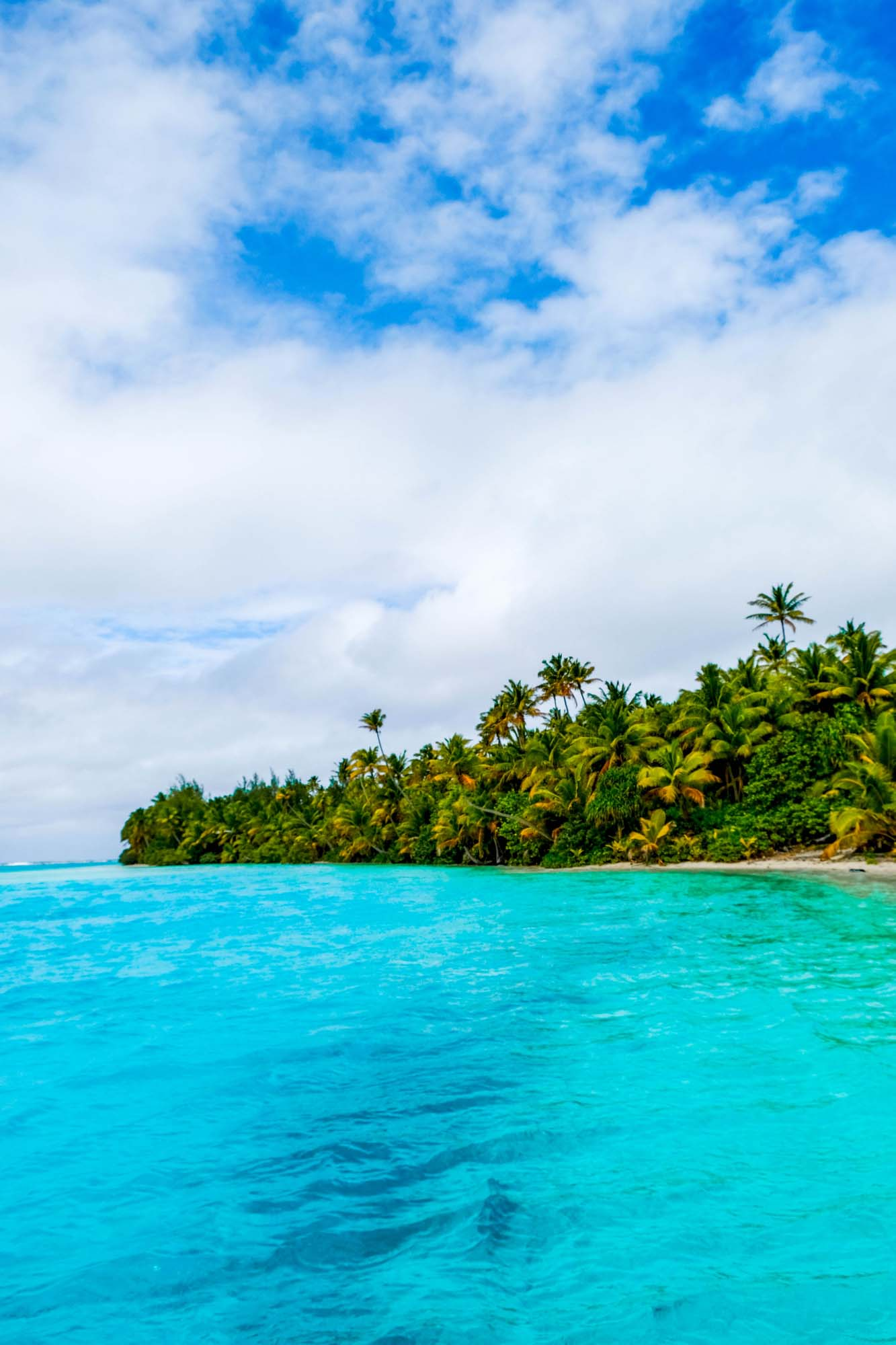 aitutaki day tour with air rarotonga