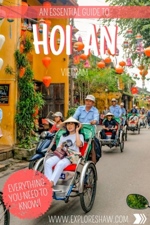 an essential guide to Hoi An