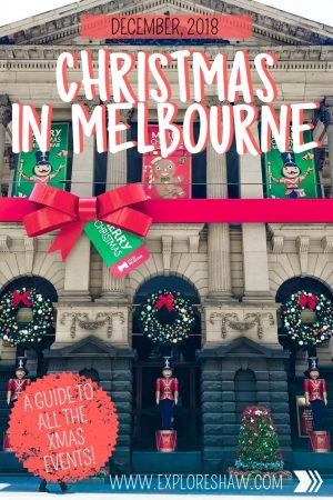 christmas in melbourne 2018