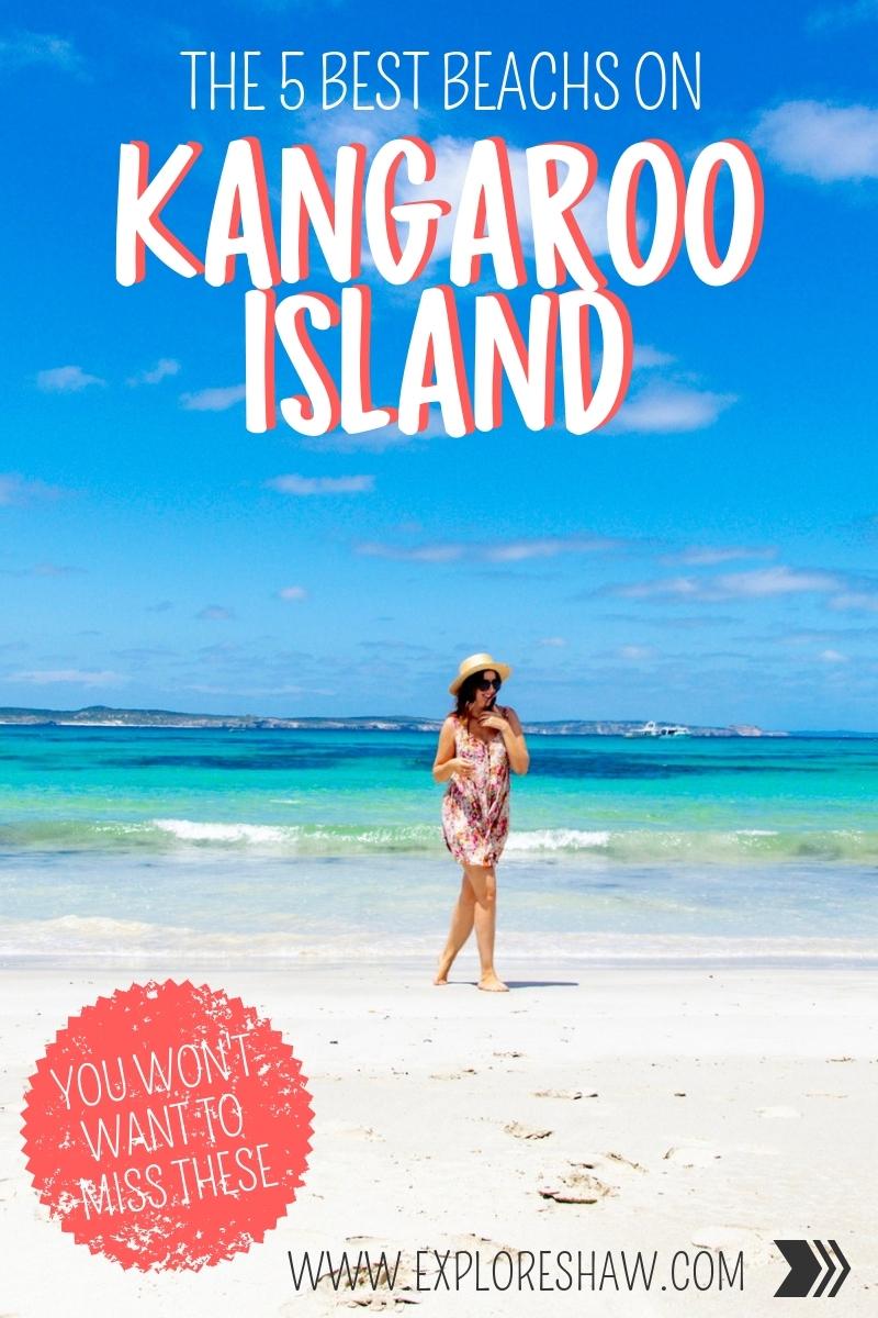 5 BEST BEACHES ON KANGAROO ISLAND