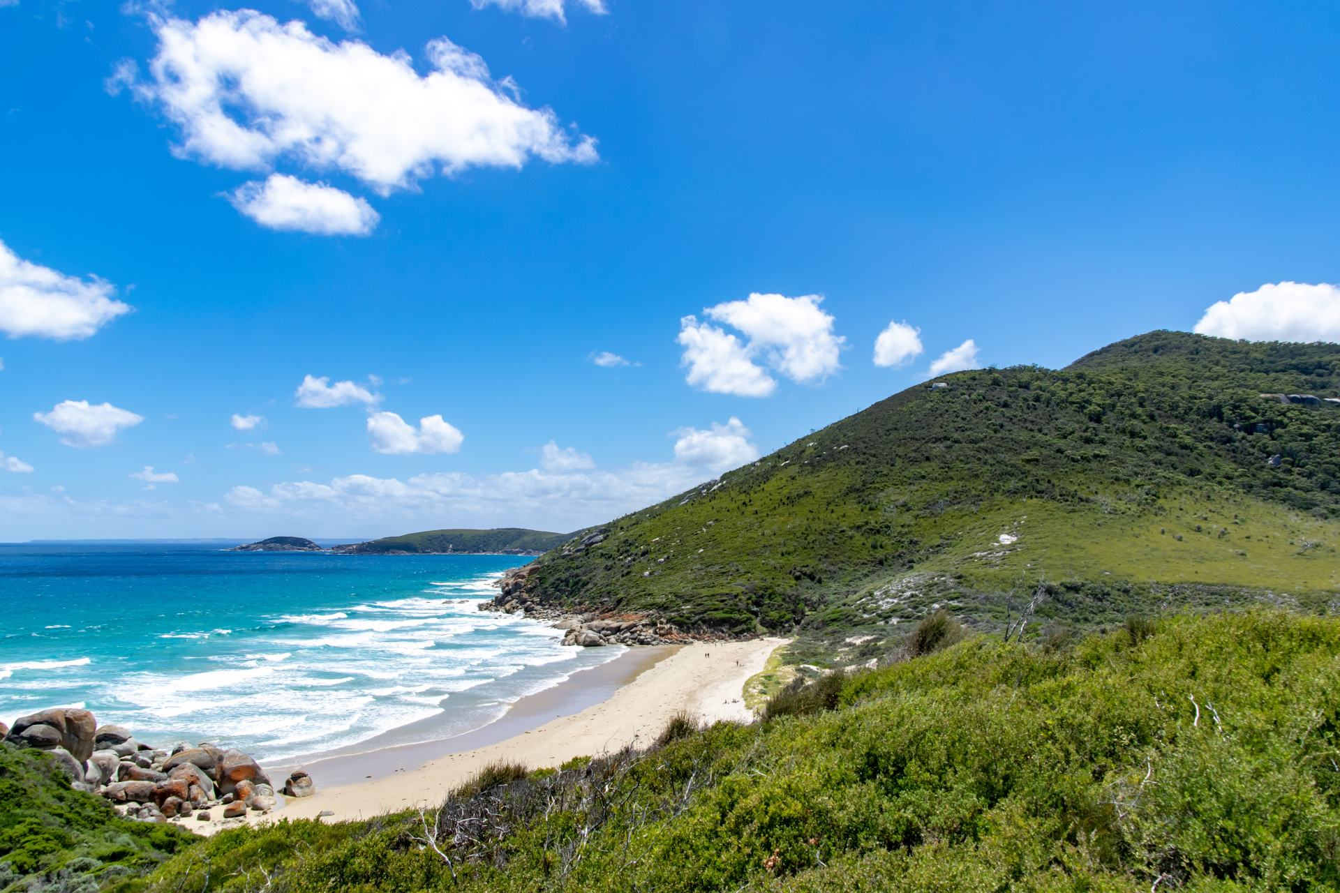 whiskey bay wilsons promontory national park