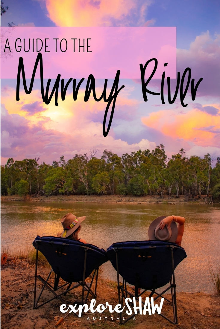 A GUIDE TO THE MURRAY RIVER