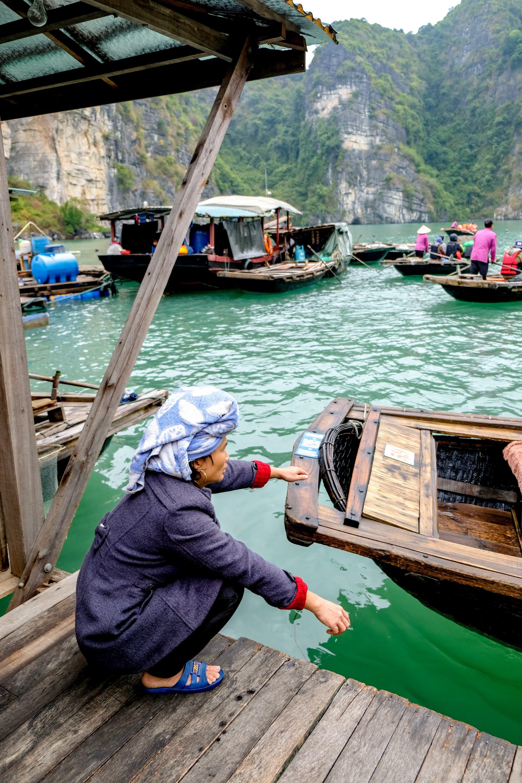 Vung Vieng Fishing Village