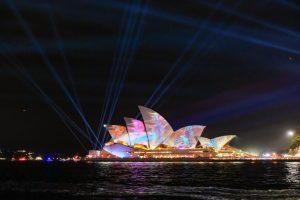 vivid sydney - opera house