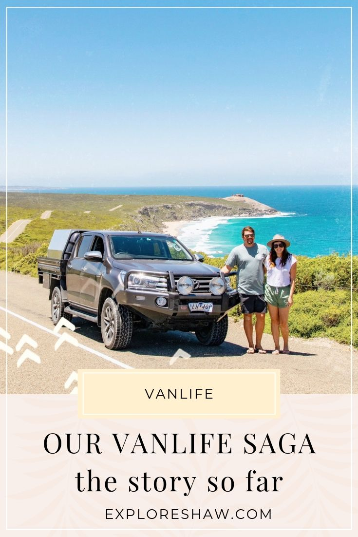 OUR VANLIFE SAGA