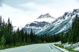canadian rockies road trip