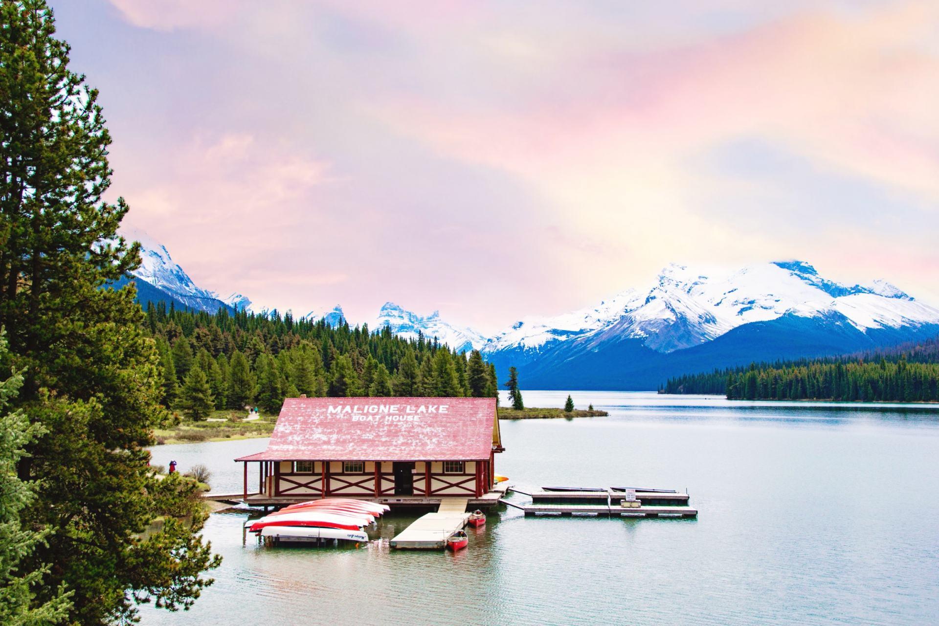 malione lake