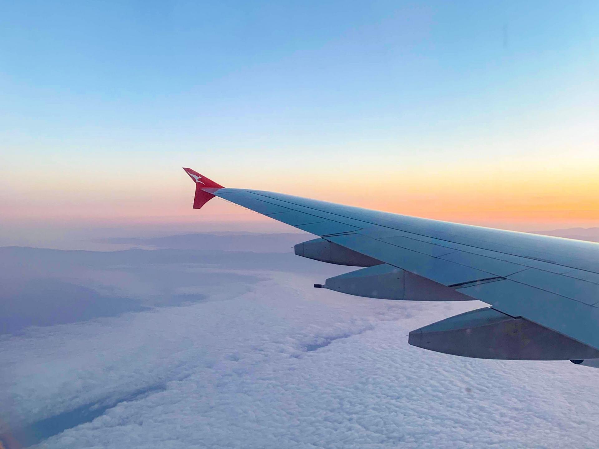 qantas wing