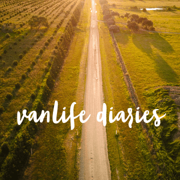 vanlife diaries