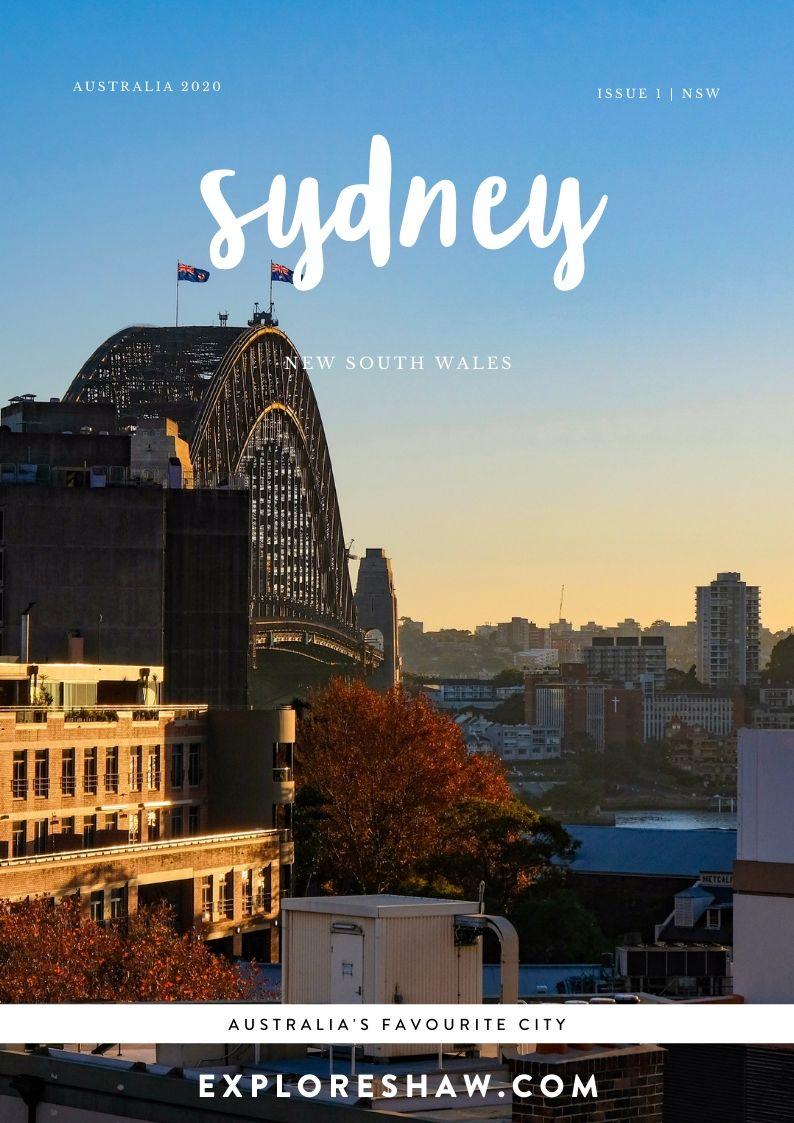 Sydney Mini Magazine