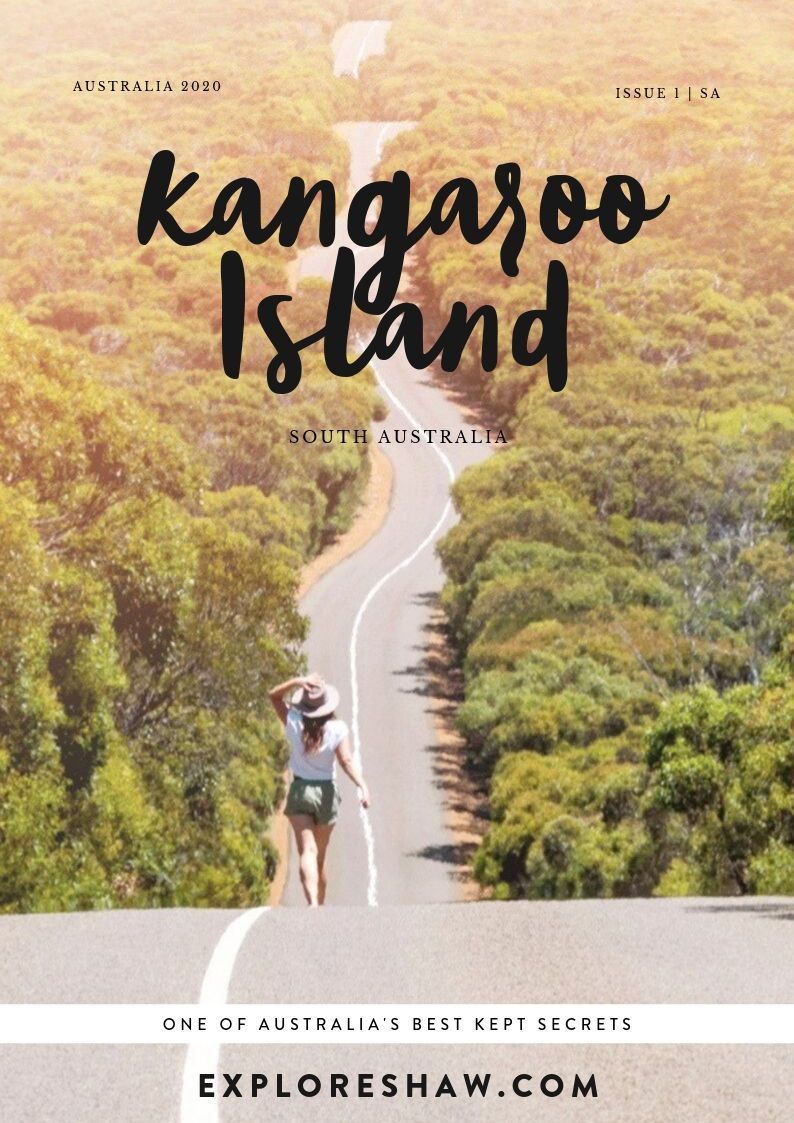 guide to kangaroo island