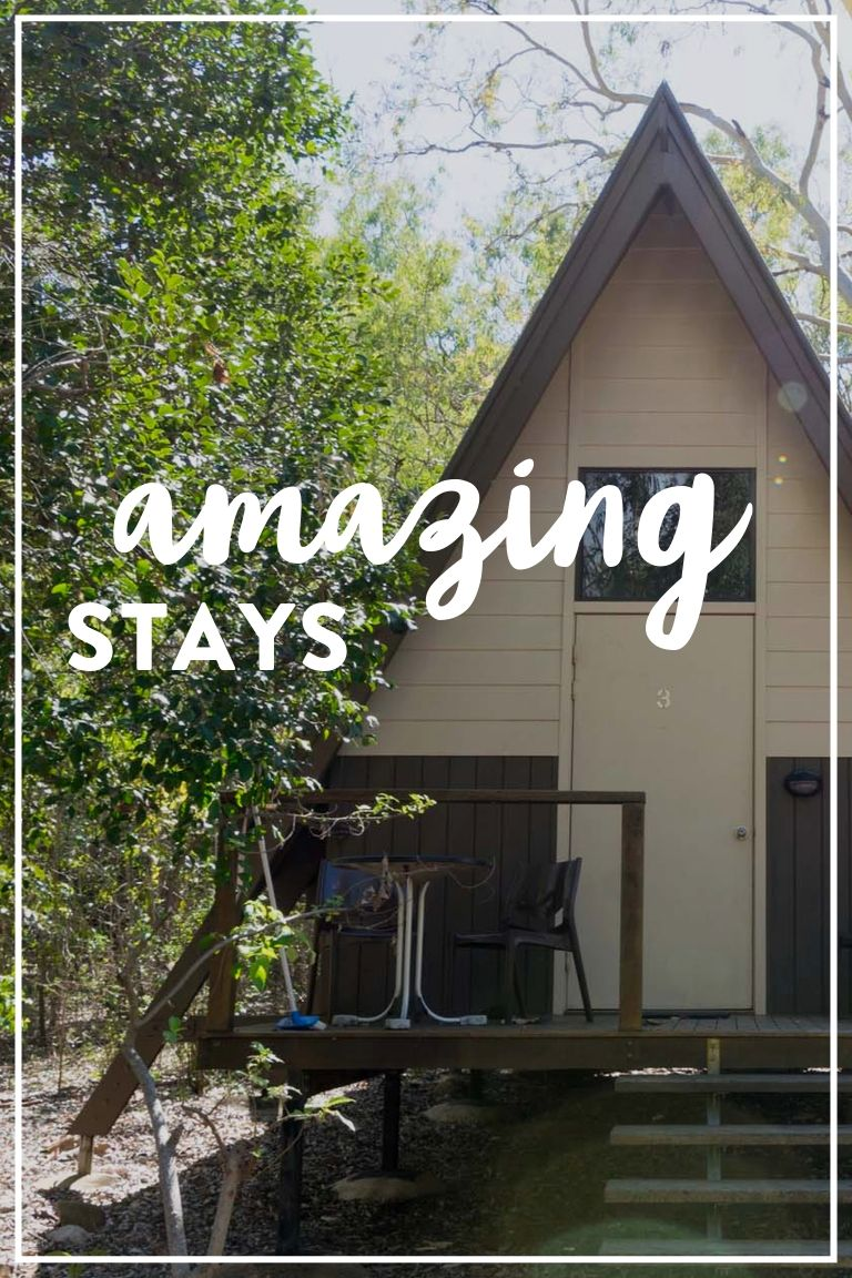 amazing stays