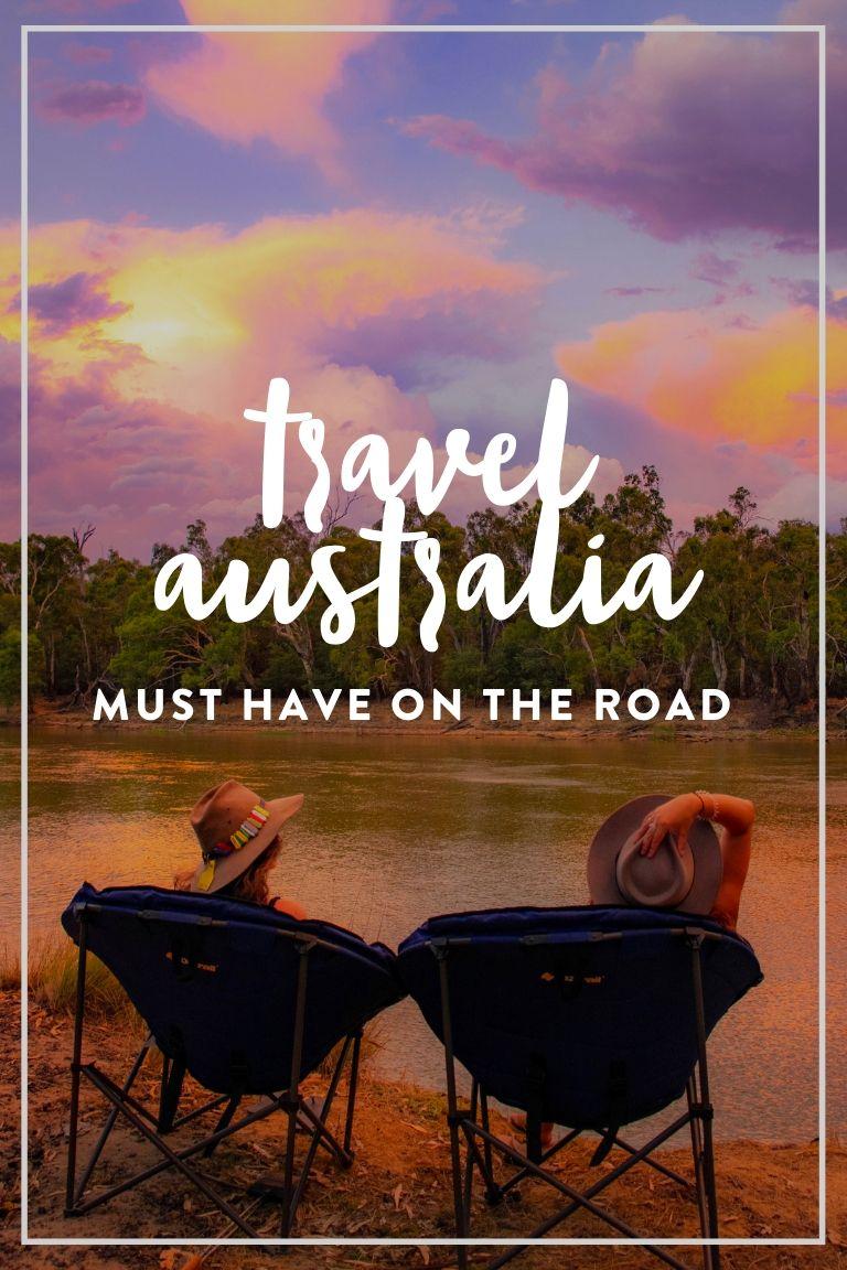travelling australia shop