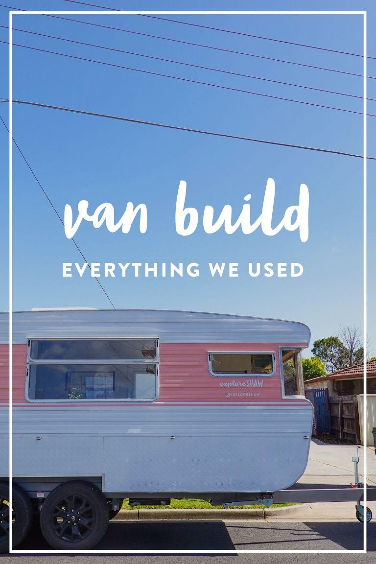 van build shop
