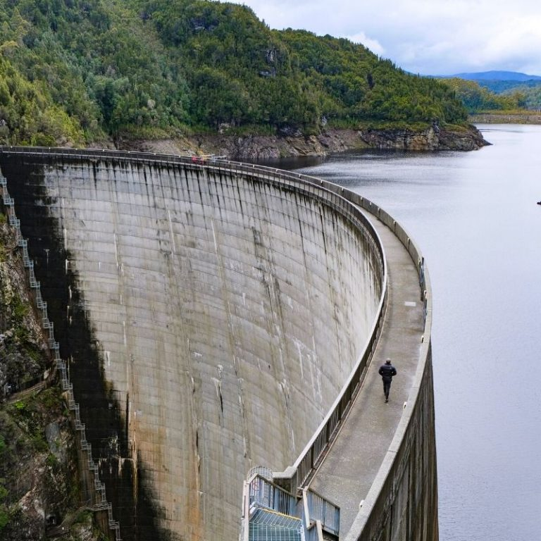 gordons dam