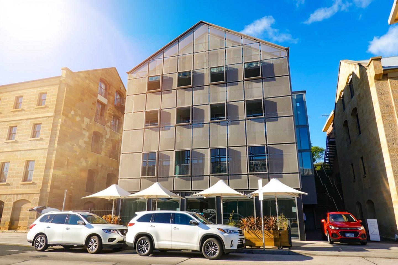 Where To Stay In Hobart: Salamanca Wharf Hotel