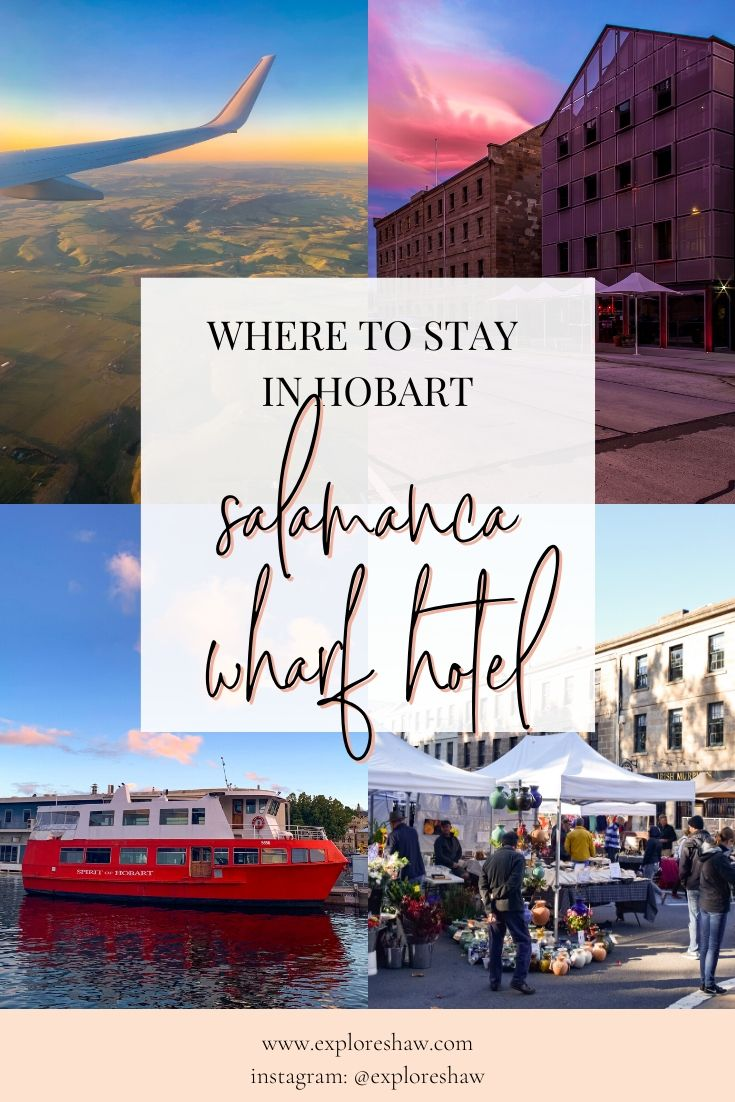 where to stay in hobart