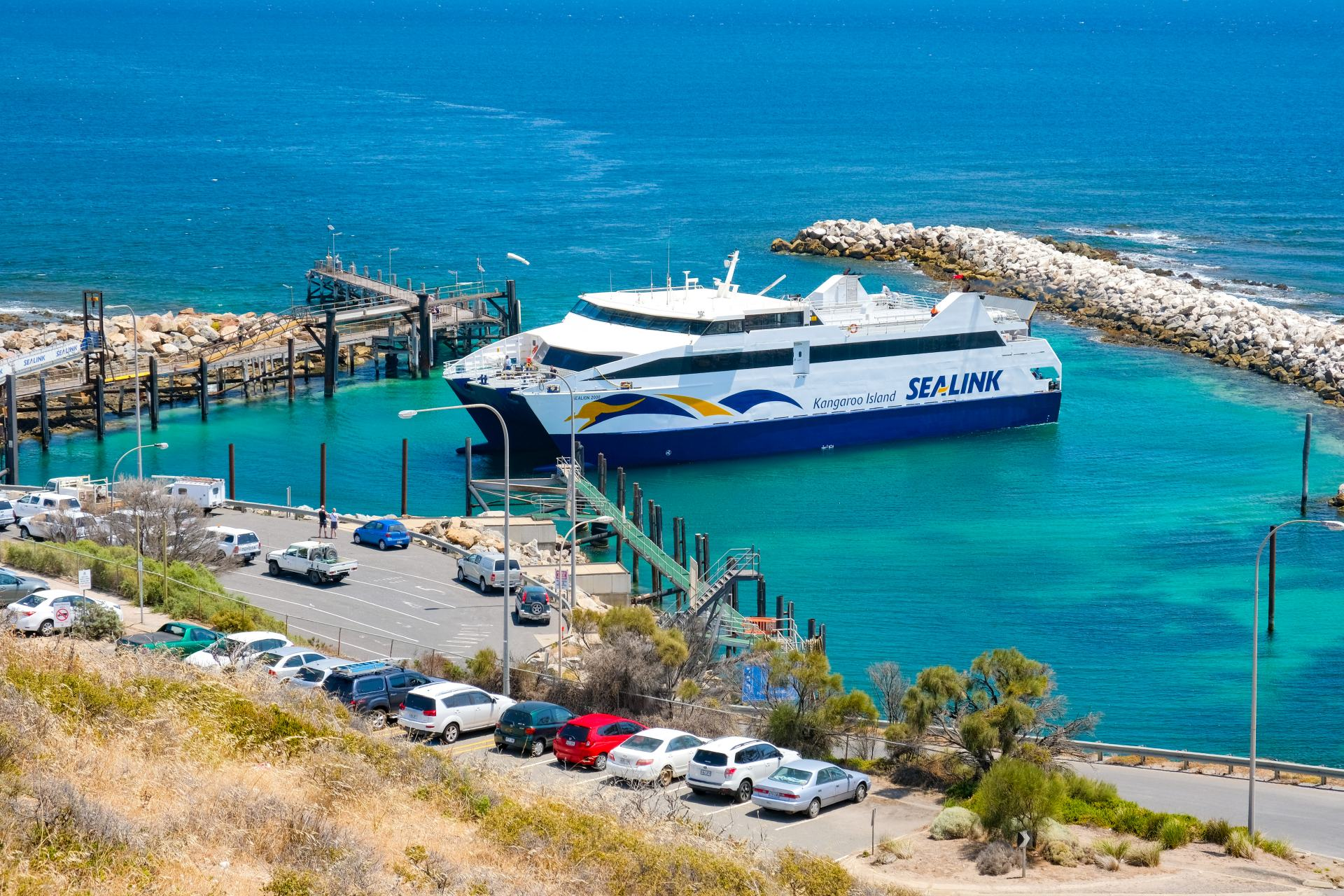 sealink ferry to kangaroo island