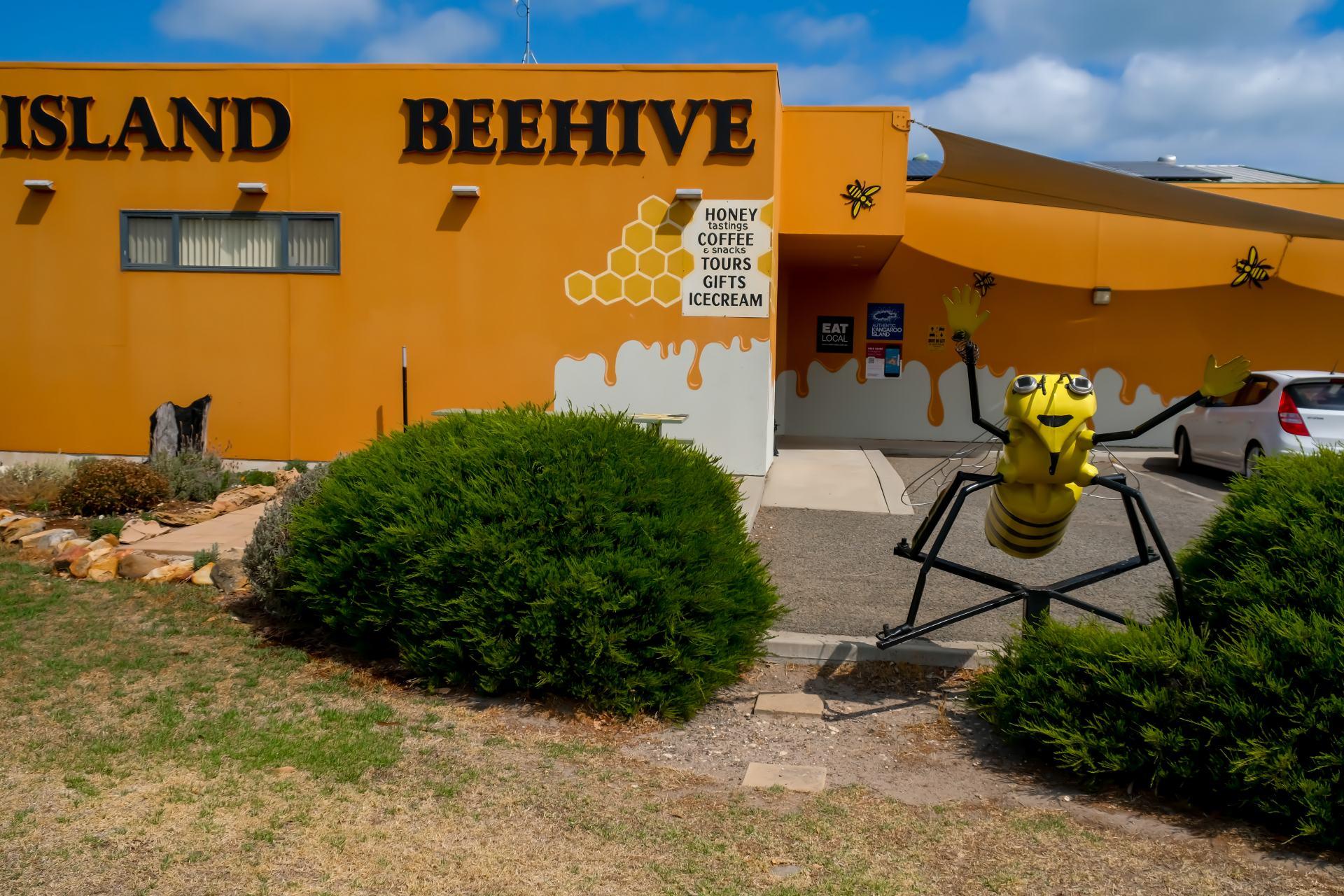 kangaroo island beehive