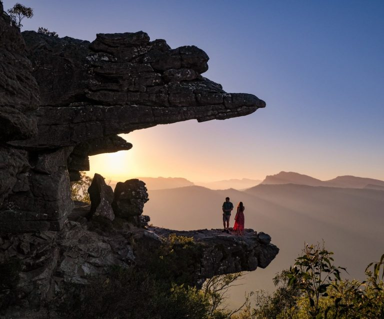 the balconies at the grampians
