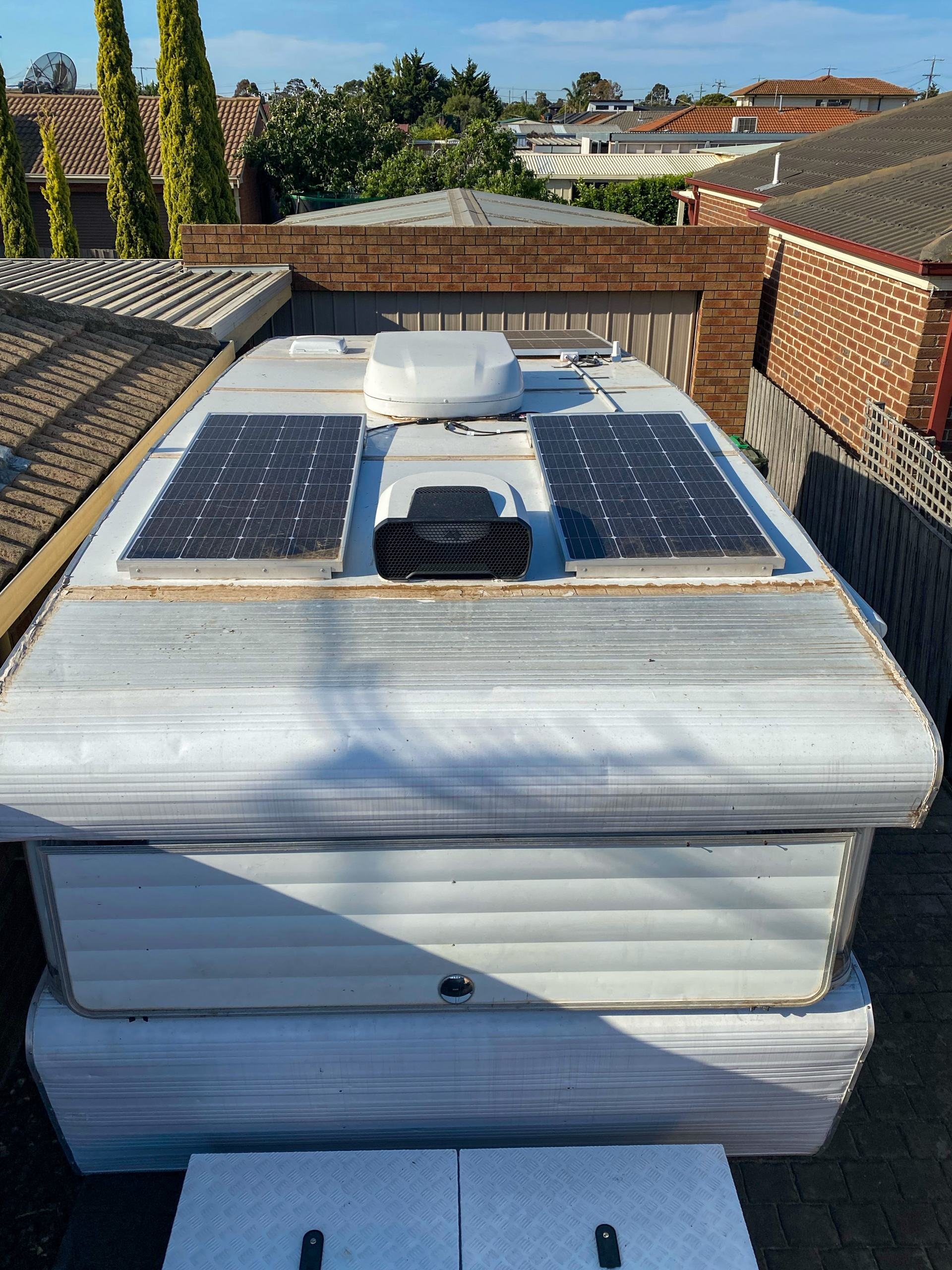 caravan roof