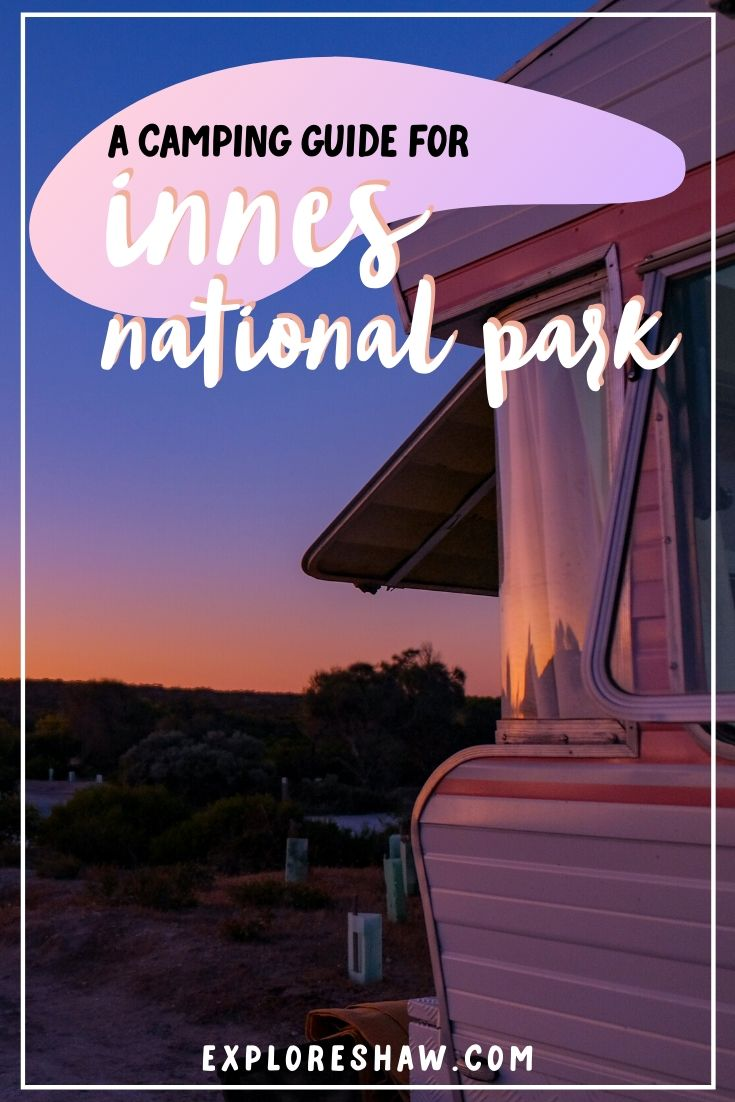 innes national park camping guide