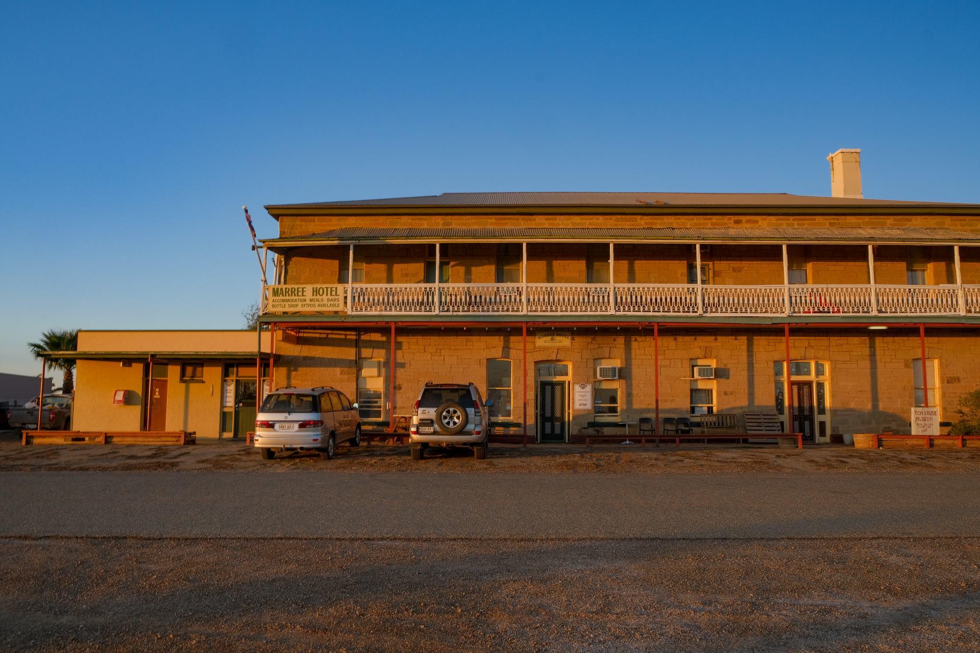 marree hotel