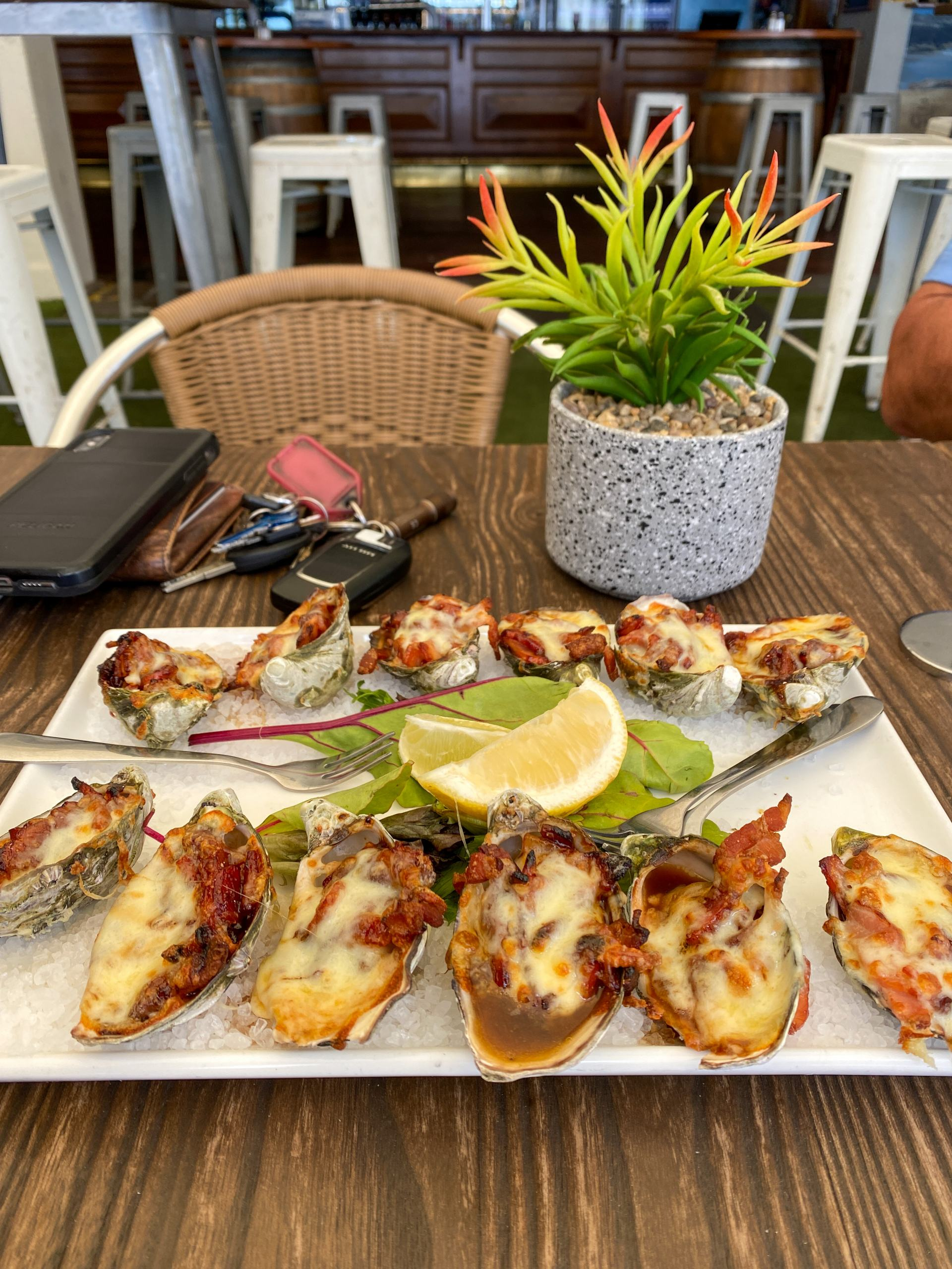 seafood in port lincoln