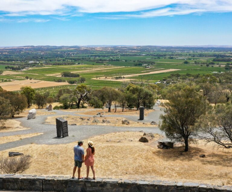 barossa valley lookout