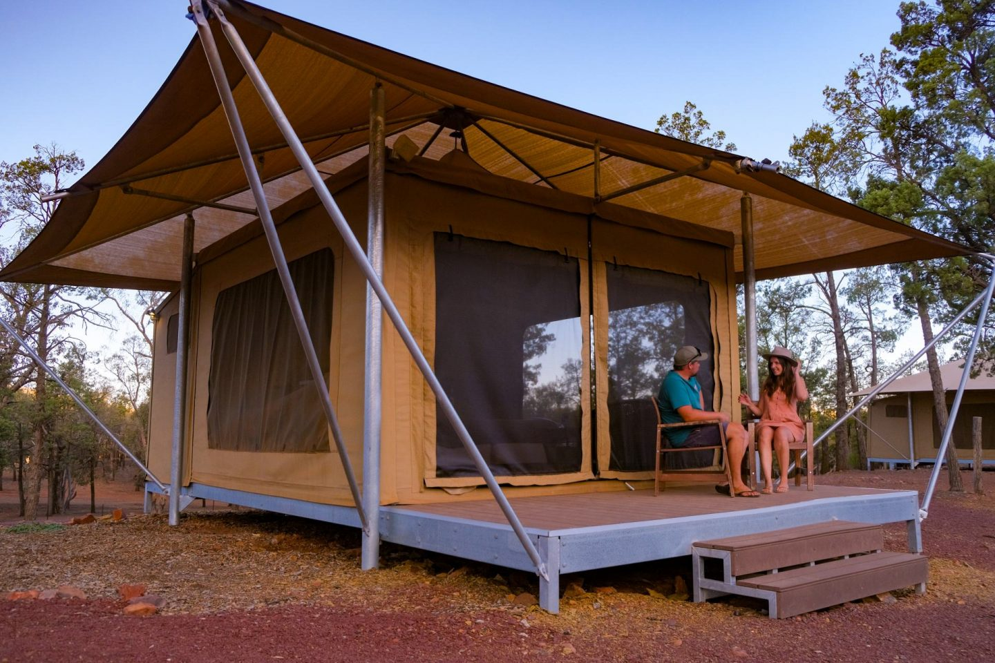 The Best Flinders Ranges Camping at Wilpena Pound