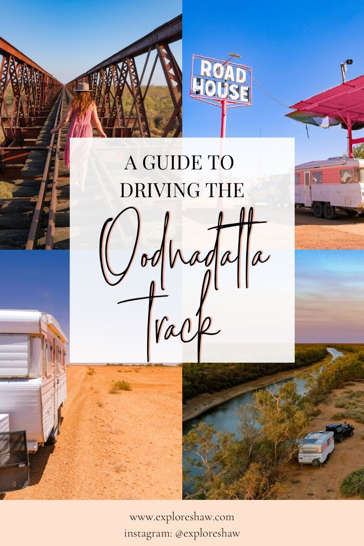 a guide to the oodnadatta track