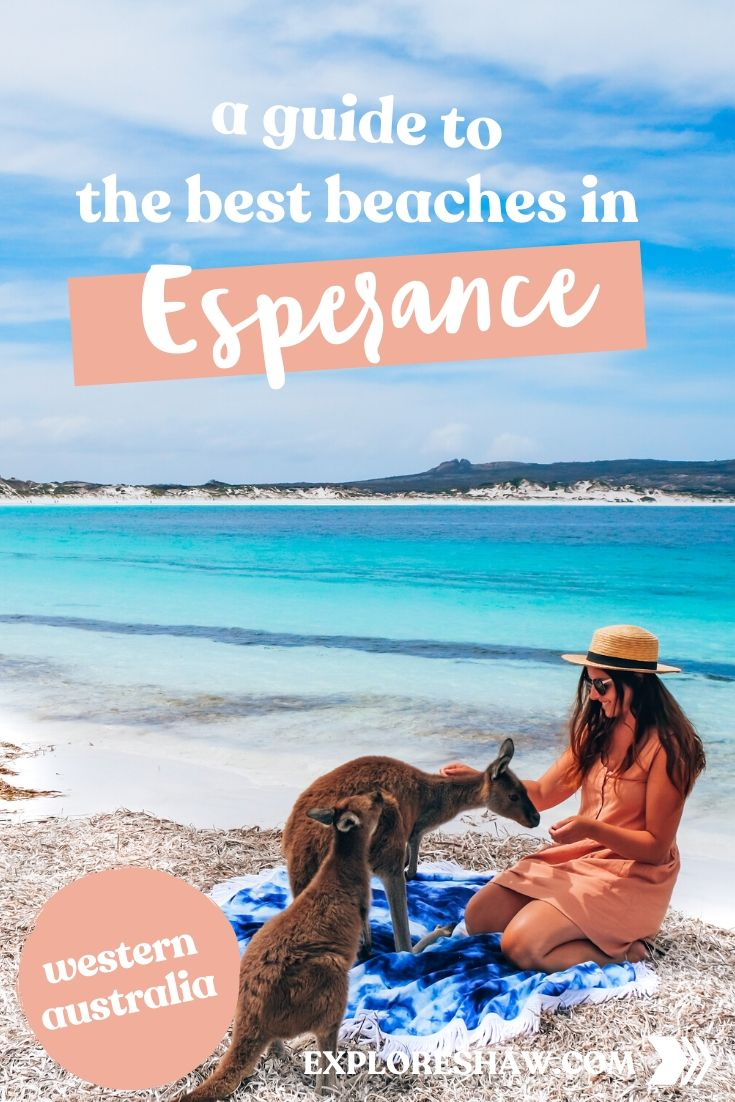 best beaches in esperance
