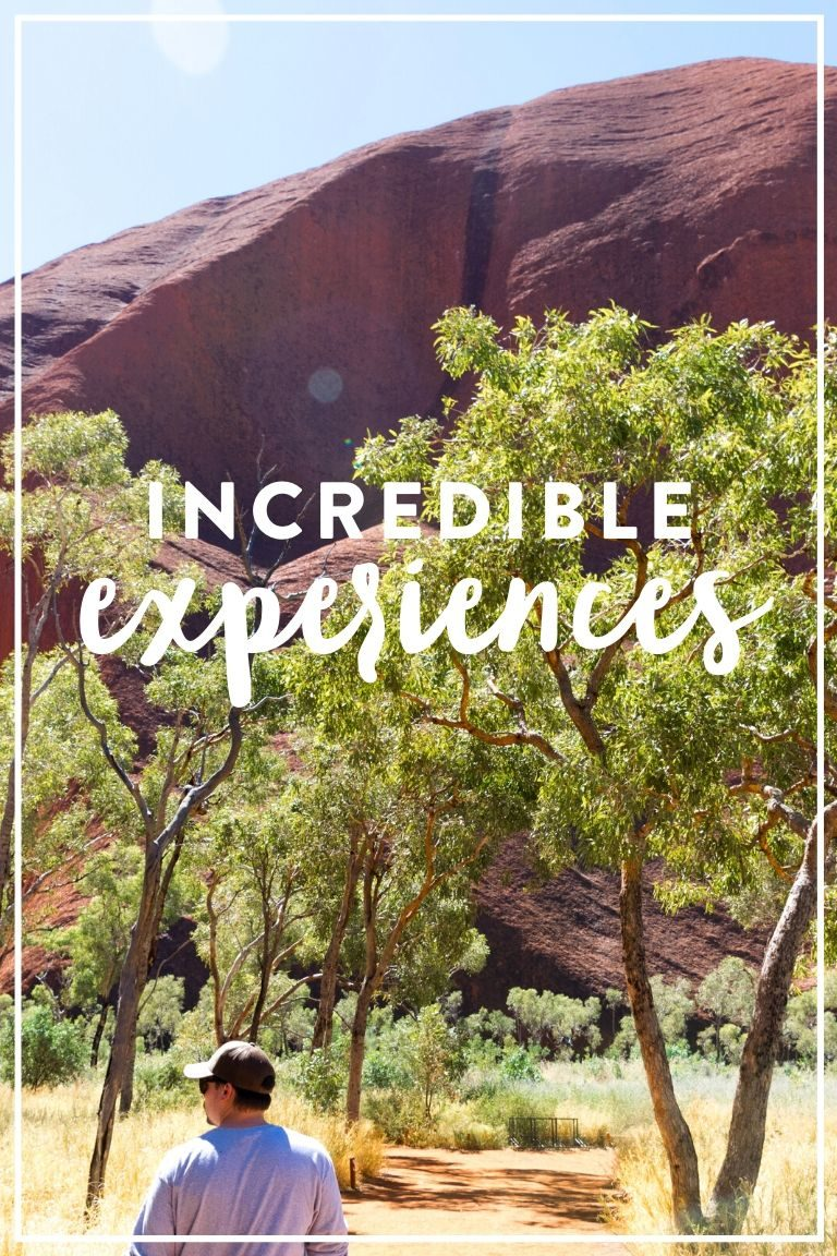 incredible experiences