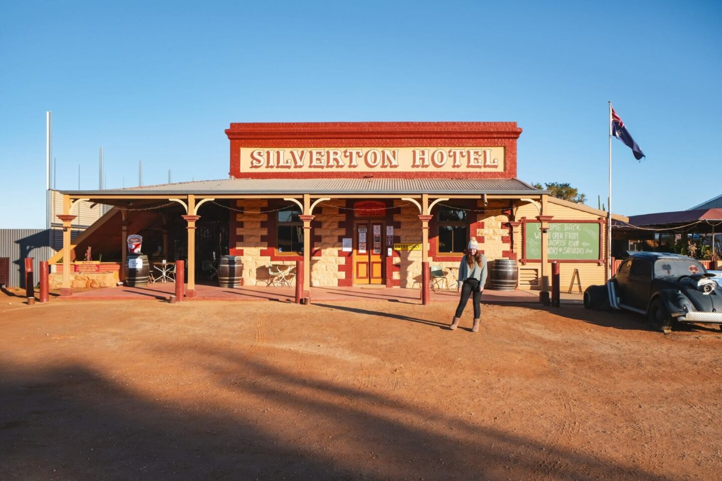 Top Things To Do In Broken Hill