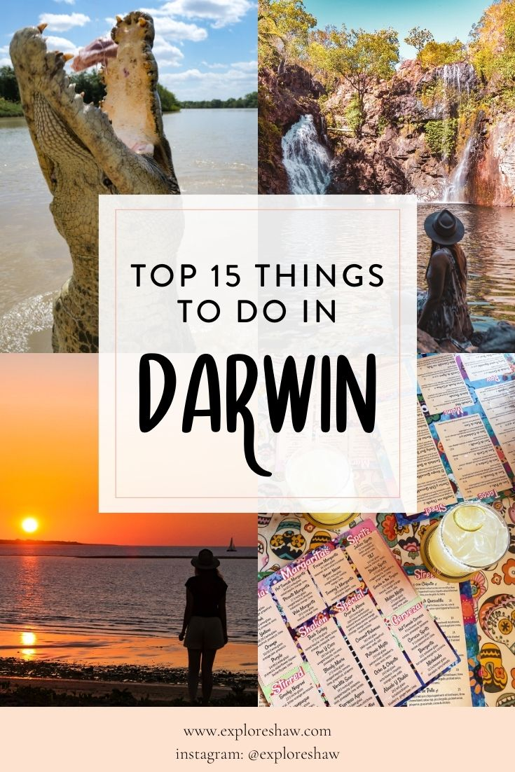 things to do in darwin