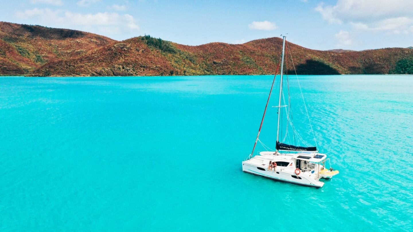 The Ultimate Itinerary for Bareboating in the Whitsundays