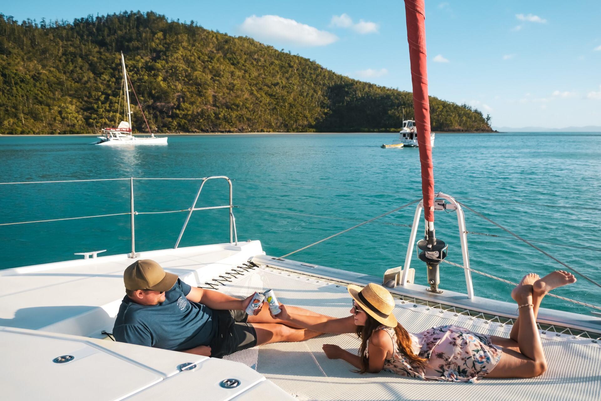 whitsundays rent a yacht
