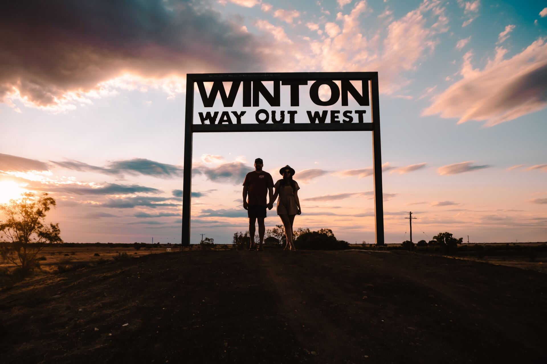 way out west winton