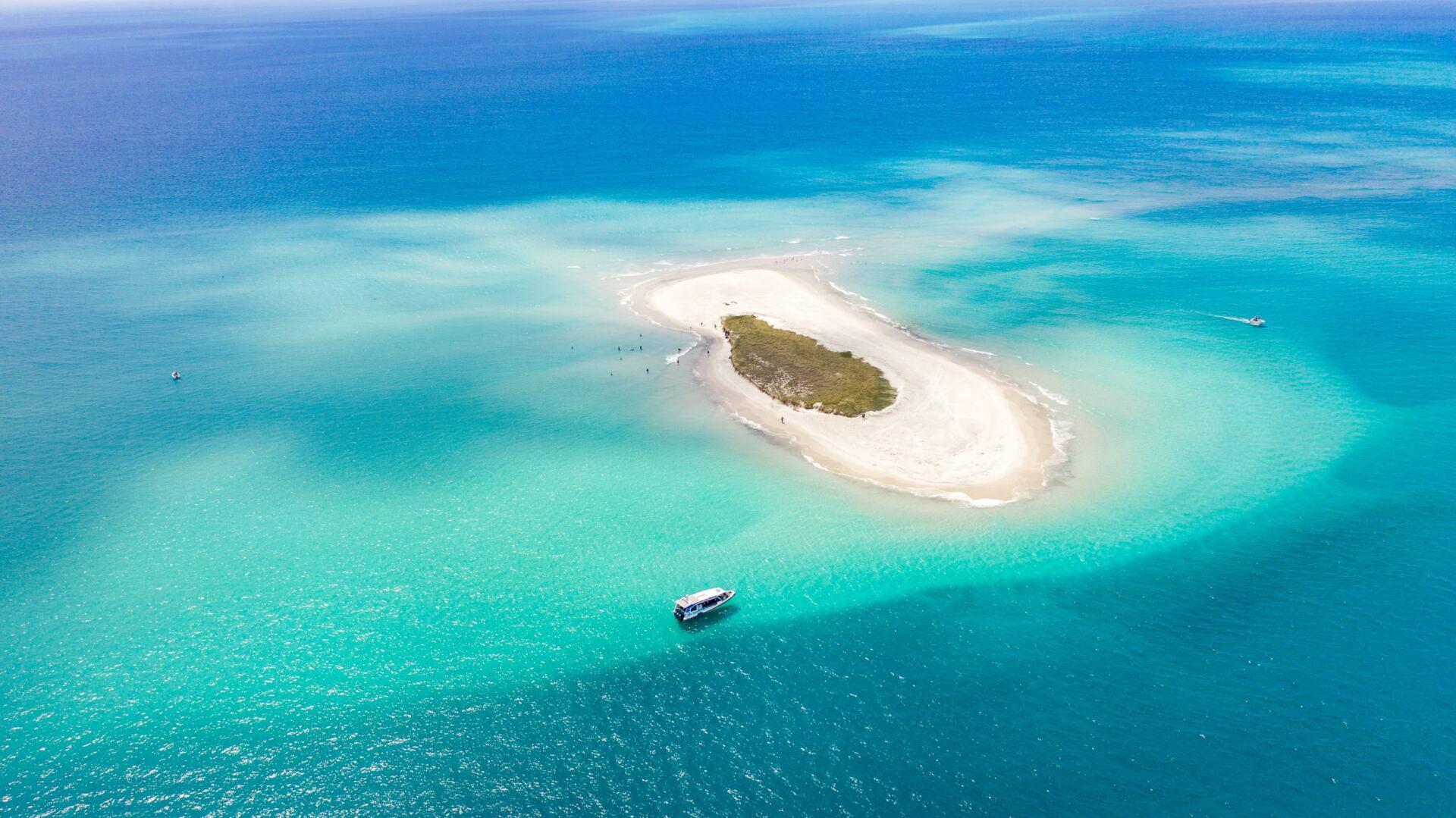 west coast of fraser island