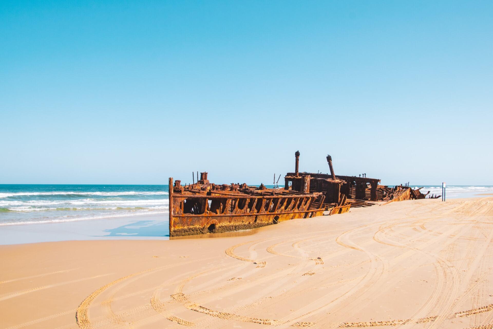 mehano shipwreck