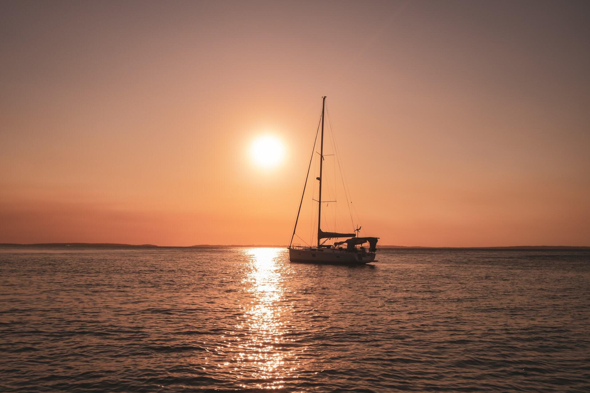 bareboating around Fraser Island