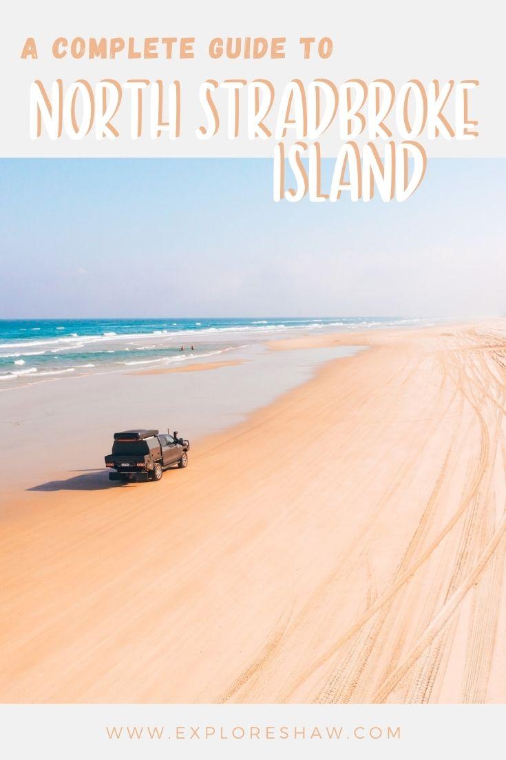 guide to north stradbroke island